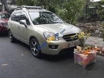 Cần bán Kia Carens MT sản xuất 2010, màu vàng, 310tr