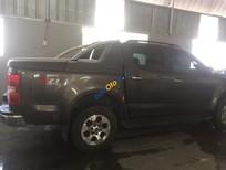 Cần bán lại xe Chevrolet Colorado LT năm sản xuất 2015, màu xám, nhập khẩu