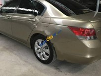 Bán Honda Accord 2.4 sản xuất 2008, màu vàng, nhập khẩu, 650tr