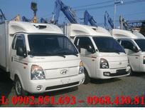 Bán xe đông lạnh Hyundai Porter 2 đời 2012 1 tấn, giá tốt, nhập khẩu