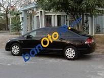 Chính chủ bán Honda Civic 1.8 MT đời 2008, màu đen