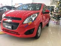 Bán xe Chevrolet Spark 2017 với 50 triệu đồng, hỗ trợ trả góp 90% trong 9 năm