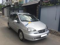 Bán ô tô Chevrolet Vivant 2.0 đời 2010, màu bạc