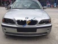 Cần bán gấp BMW 3 Series 318i đời 2002, màu bạc, giá chỉ 220 triệu