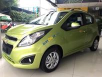 Chevrolet Spark LT 1.2L màu xanh lá 5 chỗ, hỗ trợ vay ngân hàng lên đến 90% - LH: 0945.307.489 Huyền