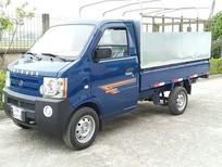 Bán trả góp xe tải Dongben DB1021 GM màu xanh lam, nhập khẩu