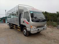 Nam Định bán xe tải JAC 6.4 tấn động cơ FAW khỏe bền, điều hòa, thùng inox