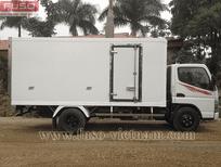Mitsubishi Canter 2,1 tấn, giá cực tốt, thùng xịn