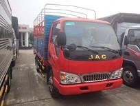 Bán xe tải jac 5 tấn ưu đãi thùng bạt, thùng kín Hải Dương - Hưng Yên