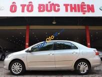 Cần bán xe cũ Toyota Vios E 1.5MT 2011, màu bạc