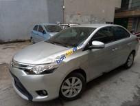 Bán ô tô Toyota Vios AT đời 2014, màu bạc