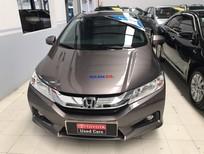 Cần bán xe Honda City 1.5AT sản xuất 2016, màu nâu, 595tr