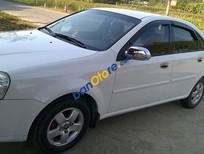 Bán xe cũ Chevrolet Lacetti năm 2004, màu trắng