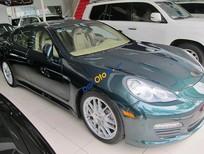 Cần bán Porsche Panamera đời 2010, màu xanh lục, xe nhập