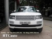 bán xe LandRover Range Rover hse đời 2014, màu trắng
