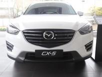 Bán xe Mazda CX5 2.0 (1 cầu) đời 2017, màu trắng
