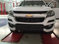 Cần bán xe Chevrolet Colorado 2017, màu trắng, nhập khẩu nguyên chiếc