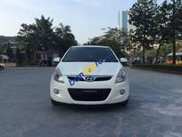 Bán xe cũ Hyundai i20 AT đời 2010, màu trắng, nhập khẩu nguyên chiếc