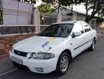 Bán xe cũ Mazda 323F GLXi 1.6L MT năm 2000, màu trắng, xe nhập