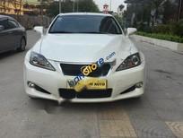 Cần bán xe Lexus IS 250C đời 2011, màu trắng, nhập khẩu nguyên chiếc