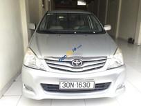 Cần bán xe Toyota Innova G đời 2008, màu bạc, xe đẹp 102