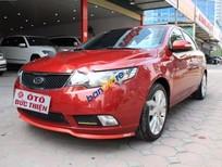 Cần bán Kia Cerato 1.6AT đời 2010, màu đỏ, xe nhập chính chủ