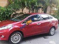 Chính chủ bán xe Ford Fiesta AT sản xuất 2011, màu đỏ