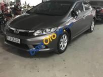 Bán Honda Civic 1.8 AT năm 2012, màu xám còn mới