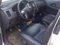 Cần bán xe Toyota Innova G sản xuất 2013, màu bạc giá cạnh tranh