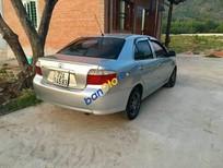 Cần bán xe cũ Toyota Vios đời 2007, màu bạc xe gia đình