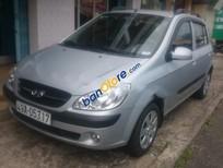 Cần bán lại xe Hyundai Getz 1.1 đời 2010, màu bạc, nhập khẩu chính hãng chính chủ