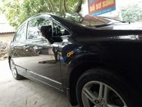 Cần bán Honda Civic 2.0 năm 2008, màu đen chính chủ