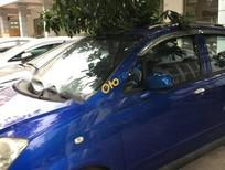 Bán Daewoo Matiz Joy đời 2007, màu xanh lam, nhập khẩu nguyên chiếc chính chủ, 190 triệu