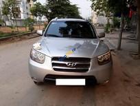Cần bán Hyundai Santa Fe MLX đời 2006, màu bạc