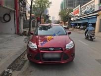 Bán Ford Focus 1.6AT đời 2013, màu đỏ