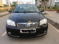 Cần bán Toyota Vios 1.5G sản xuất năm 2007, màu đen, 230tr