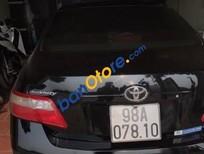 Bán xe cũ Toyota Camry đời 2008, màu đen, nhập khẩu nguyên chiếc