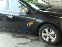 Bán ô tô Daewoo Lacetti MT đời 2010, màu đen số sàn