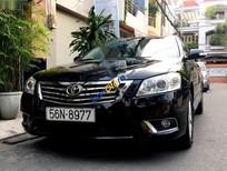 Bán xe cũ Toyota Camry 2.4G đời 2009, màu đen chính chủ, 700 triệu