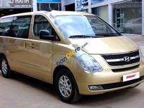 Bán Hyundai Starex 2.5MT đời 2012, màu vàng, nhập khẩu Hàn Quốc số sàn