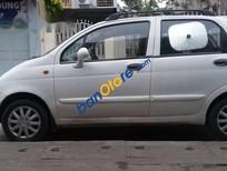 Bán ô tô Daewoo Matiz năm sản xuất 2001, màu trắng chính chủ