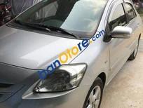 Cần bán Toyota Vios AT sản xuất năm 2007, màu bạc đã đi 110000 km giá cạnh tranh