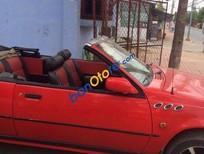 Cần bán xe Pontiac Fiero 1988, màu đỏ, nhập khẩu nguyên chiếc