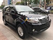 Cần bán gấp Toyota Fortuner 2.7V 4x2AT năm 2014, màu đen chính chủ