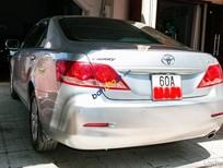 Cần bán xe Toyota Camry 2.4G sản xuất 2007, màu bạc