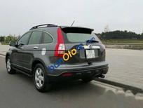 Bán Honda CR V 2.0 năm 2009, màu xám, xe cũ còn hoàn hảo, mua về sử dụng ngay