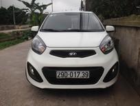 Cần bán xe Kia Morning VAN năm 2014, màu trắng, nhập khẩu, giá 290tr