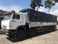 Tải thùng Kamaz 6540 mới 2016 thùng 9m, Kamaz thùng 9m mới 2016