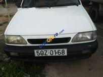 Bán ô tô Kia Pride đời 2000, màu trắng giá cạnh tranh