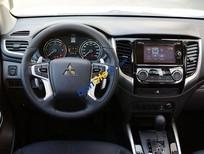 Bán xe Mitsubishi Triton 4x2At Mivec sản xuất 2017, màu bạc, nhập khẩu chính hãng